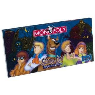 Scooby Doo Clue Board Game Toys & Games