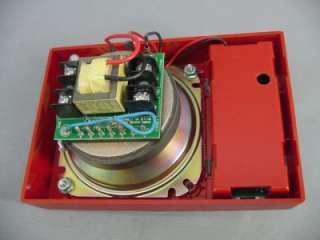 Simplex Fire Alarm 4903 9149 Red