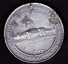 1893 Berrys Worlds Columbian Exhibition/Chicago Worlds Fair Medal