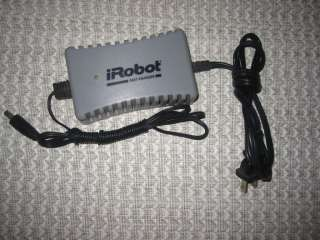 ORIGINAL IROBOT FAST CHARGER ROOMBA SCHEDULER 10556 WORKING |
