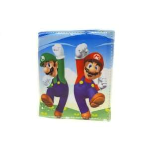 Mario Bro Super Brothers Bifold Wallet Toys & Games