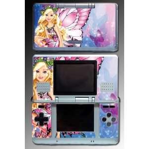 Barbie Fairy Princess Girl Game Sticker Vinyl Decal Cover