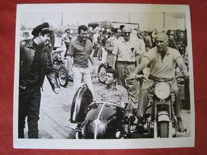 Frankie Avalon in Sidecar Movie Photograph (1L)