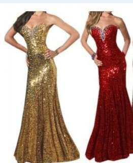 star_g.r.a.d.e Sparkle Sequin Wedding Evening Formal Clubwear Prom