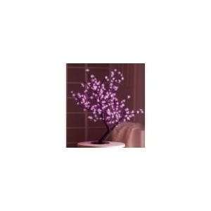 Cherry Blossom Led Tree (pack Of 4) Pack of 4 pcs