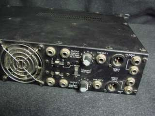 Peavey Classic Series 50/50 Stereo Tube Power Amplifier 50 50 Amp