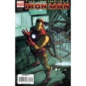 Invincible Iron Man #2 2nd Print Variant FRACTION