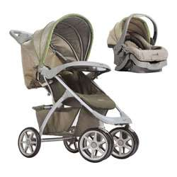 Safety 1st Laguna II LiteWave Travel System