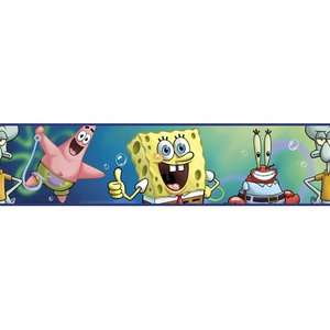 Room Mates Nickelodeon SpongeBob SquarePants Licensed
