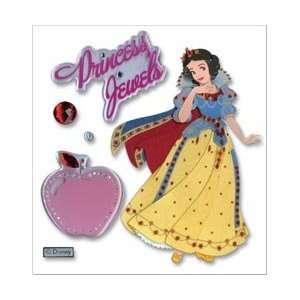 Sticko Disney Princess Jewels Dimensional Sticker Snow White