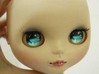 custom blythe pullip eye chip chips eyechips eyechip