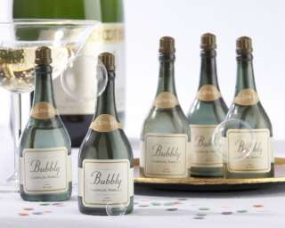 48 Bubbly Champagne Bubble Wedding / Bridal Shower Favors