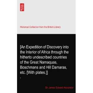 [An Expedition of Discovery into the Interior of Africa