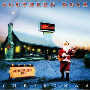 Southern Rock Christmas, Various Artists   Seasonal