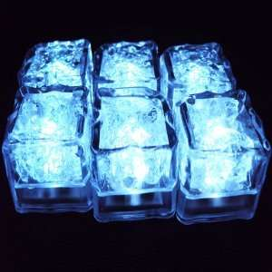 12 X Colorful Ice Bar Cube LED Light for Wedding Party Christmas Night