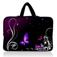 Netbook Sleeve Bag Case+ Hide Handle For Apple Ipad 2 /HP Touchpad