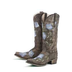 Lane Boots Womens Navy Sweet Caroline Cowboy Boots