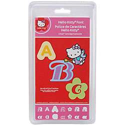 Cricut Hello Kitty Font Cartridge
