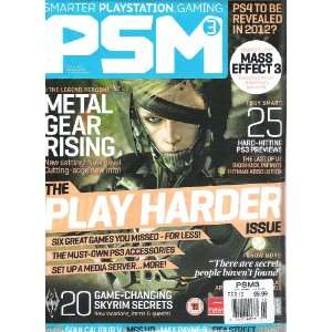 Magazine (Smarter Playstation Gaming, February 2012) Various Books