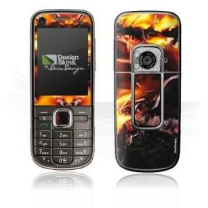 Design Skins for Nokia 6720 Classic   Armageddon Design