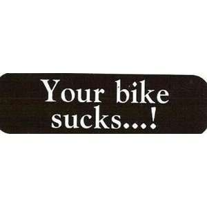 Biker Helmet Stickers Funny Raw Offensive Mini Decals Everything Else
