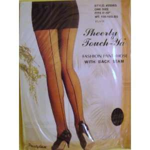 Sheerly Fashion Pantyhose with Back Seam: Everything Else