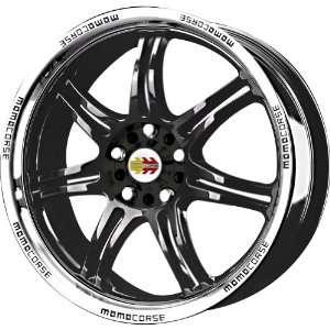 Momo RPM Gloss Black Machined Wheel (15x6.5/5x114.3mm