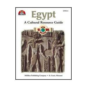 Egypt A Cultural Resource Guide (Our Global Village