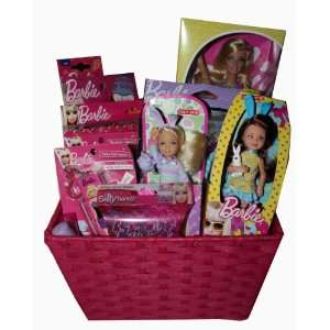 Ultimate Barbie Easter Basket: Toys & Games