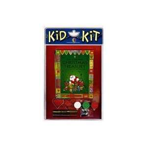 Christmas Treasury Kid Kit [With Shape Cutters and