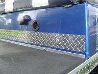 Club Car DS Diamond Plate Kick Panel