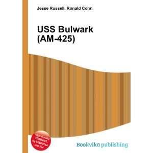 USS Bulwark (AM 425) Ronald Cohn Jesse Russell Books