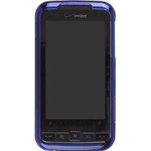 On Case for HTC Touch Pro 2 Sprint (Blue) Cell Phones & Accessories