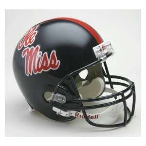 Mississippi Ole Miss Rebels NCAA Riddell Deluxe Replica