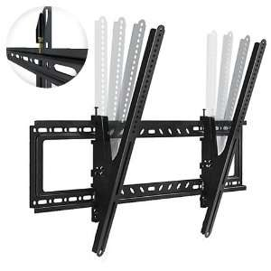 Universal Fully Adjustable TV Wall Mount; Fixed or Tilting
