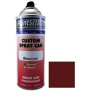 Can of Mulberry Metallic Touch Up Paint for 1990 Isuzu Impulse (color