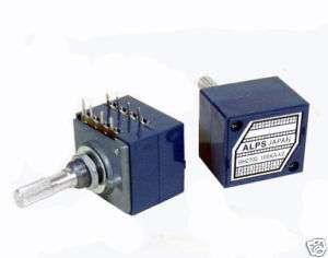 2x 100K Potentiometer Amplifier Stereo Volume Control