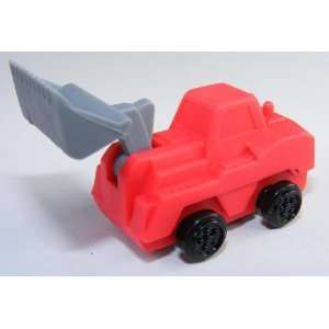 Wheel Loader Tractor Truck Construction Eraser. 2 Pack
