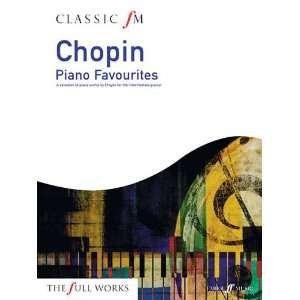 Classic FM    Chopin Piano Favorites (Faber Edition Classic FM
