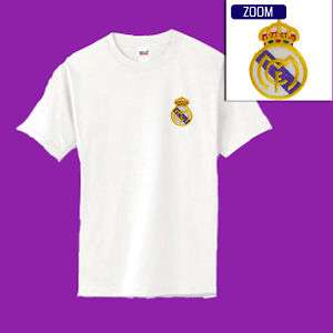 REAL MADRID CF Football Soccer Patch Shirt La Liga