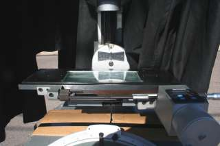 "Scherr Tumico 22 1500 1 14"" Optical Comparator"