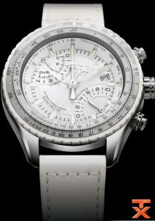 600 Series Pilot Fly back Chronograph Dual Time Zone Watch