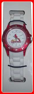 St Louis Cardinals Watch Made By Game Time New