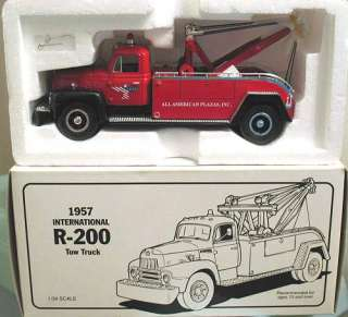pristine condition first gear 1957 international r200 tow truck new
