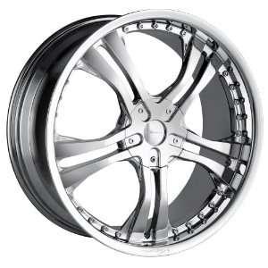 Vyrus (545) (Chrome) Wheels/Rims 5x115/120 (545C 2818) Automotive