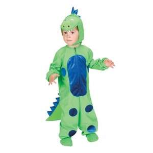 DINOSAUR monster lizard kids boys girls halloween costume S 6 8