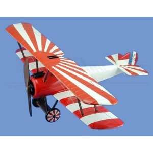 Sopwith F Aircraft Model Mahogany Display Model / Toy.1 Camel Aircraft