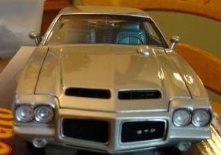 GMP 1971 Pontiac GTO Judge LE 350 (Nordic Silver) 124