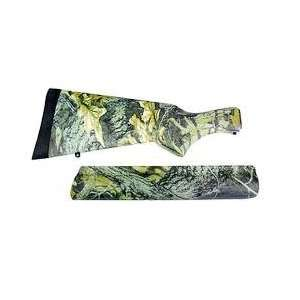 Synthetic Stock/Forend for Remington Model 1100, Mossy Oak