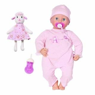 Baby Annabell Metal Interactive Doll Bed   Zapf Creation : Toys